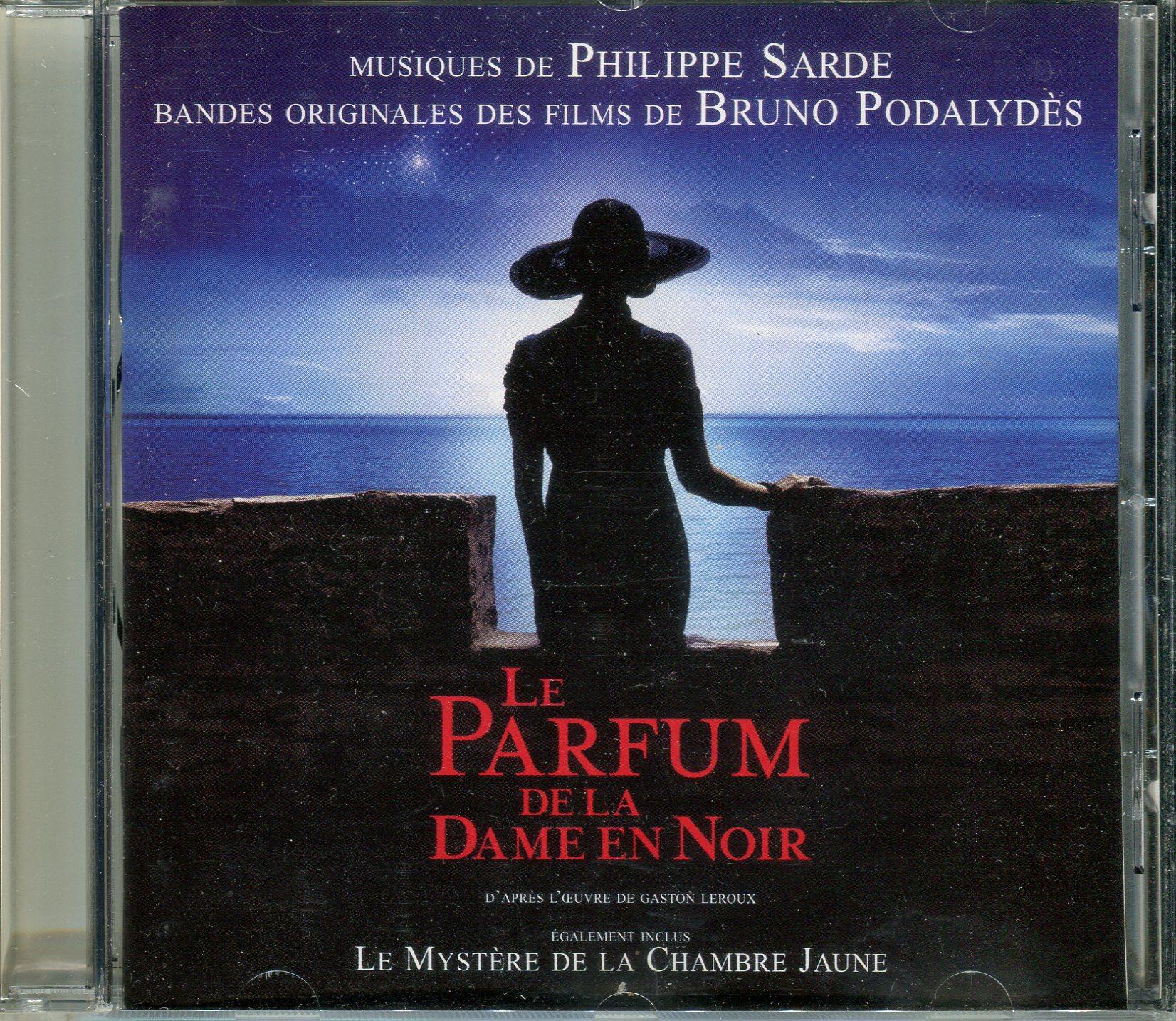 LE PARFUM DE LA DAME EN NOIR/LE MYSTERE DE LA CHAMBRE JAUNE