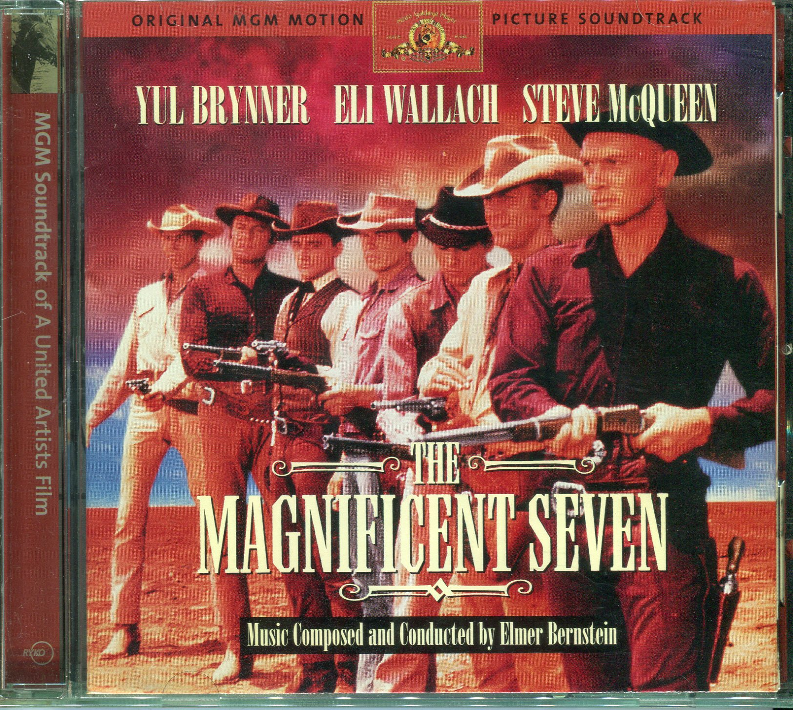 The Magnificent Seven Itscorez Itscorez