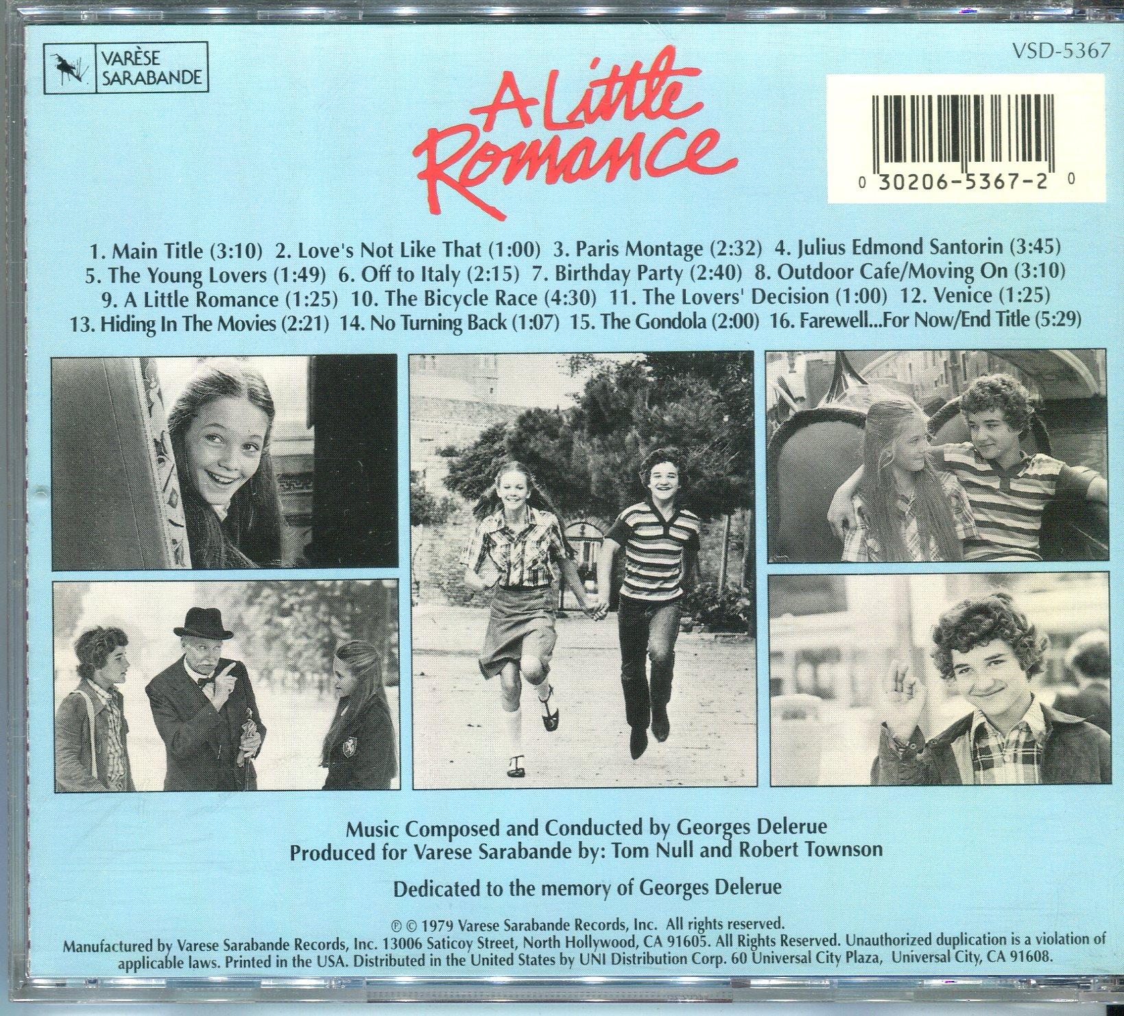 a little romance music