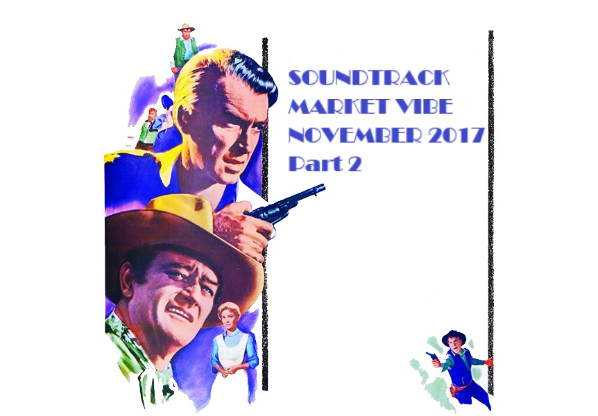 SOUNDTRACK MARKET VIBE NOVEMBER 2017 Part 2