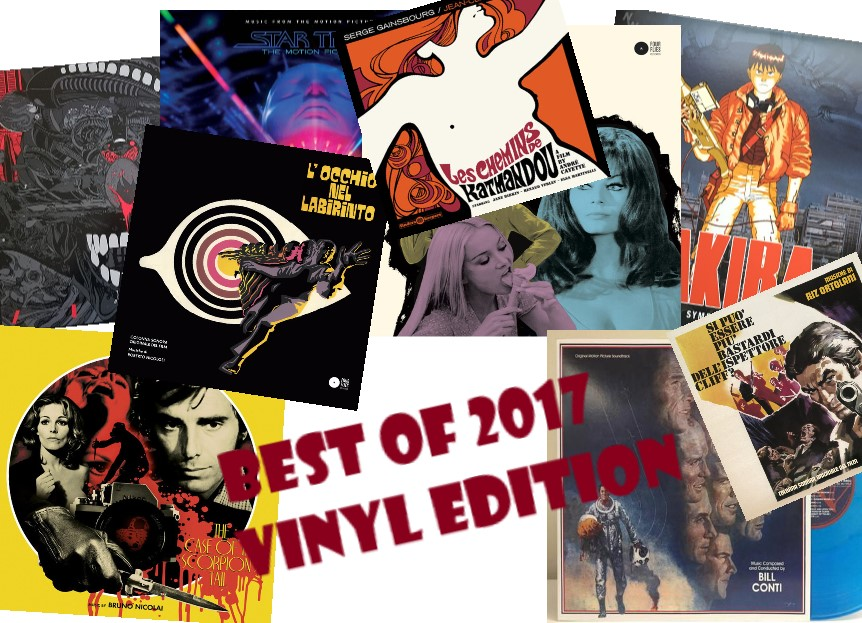 THE BEST OF 2017 – VINYL EDITION!