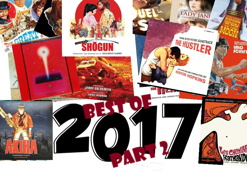 THE BEST OF 2017 – Part 2